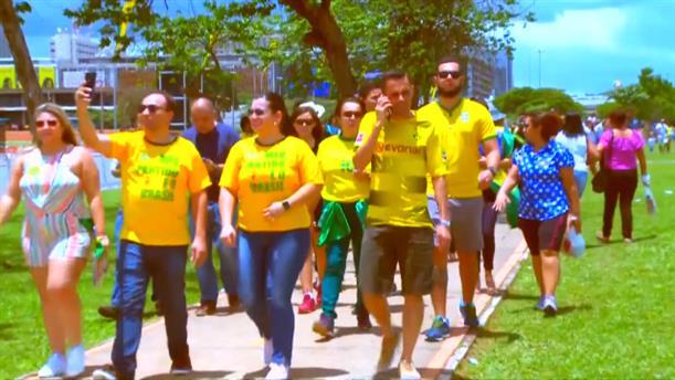 Οι προσδοκίες του κόσμου, μετά την εκλογή του νέου προέδρου της Βραζιλίας