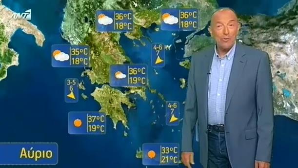 ΔΕΛΤΙΟ ΚΑΙΡΟΥ ΓΙΑ ΑΓΡΟΤΕΣ – 21/06/2016
