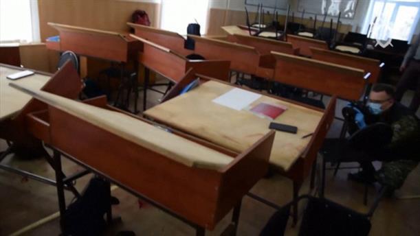 Ρωσία: Σκότωσε τον συμμαθητή του και αυτοκτόνησε
