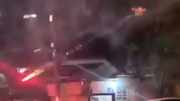 Εκτόξευσε πυροτεχνήματα με drone προς τους γείτονες γιατί έκαναν φασαρία