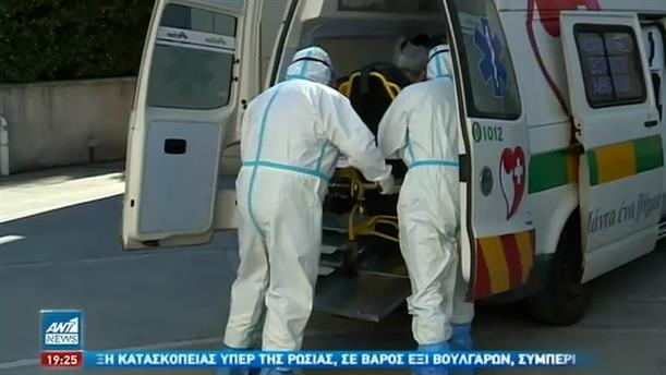 Συγκλονιστικές μαρτυρίες ασθενών από νοσοκομείο Covid