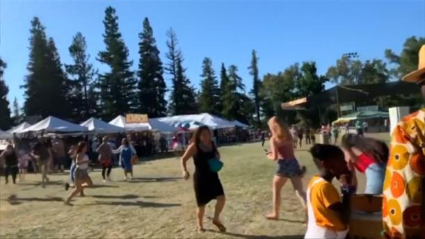 Μακελειό σε φεστιβάλ στην Καλιφόρνια