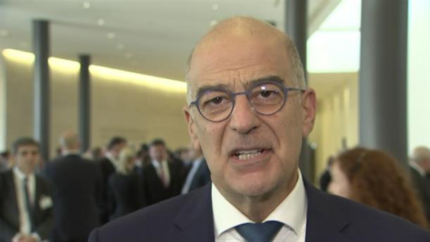 Δήλωση Νίκου Δένδια μετά το Συμβούλιο Εξωτερικών Υποθέσεων της ΕΕ στο Λουξεμβούργο