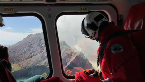 Νέα Ζηλανδία: Ελικόπτερα μεταφέρουν τους τραυματίες