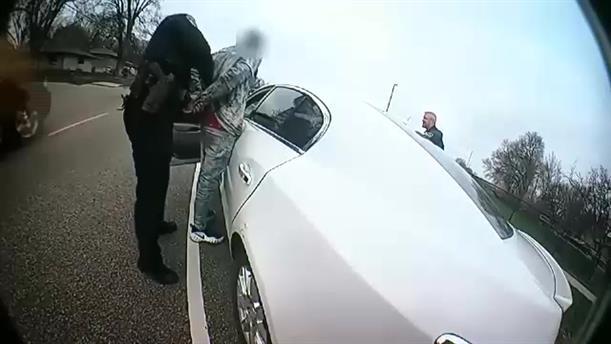 Daunte Wright: Καρέ-καρέ η δολοφονία του από αστυνομικό