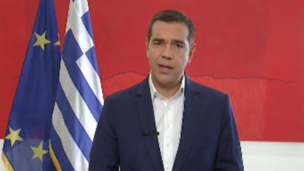 Δήλωση Αλέξη Τσίπρα μετά τη συνάντηση με τον Πρωθυπουργό