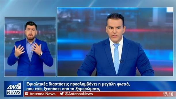 ANT1 NEWS 13-08-2019 ΣΤΗ ΝΟΗΜΑΤΙΚΗ