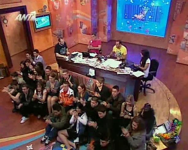 Ράδιο Αρβύλα 19-03-2010