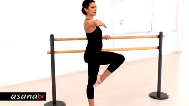 Fitness Ballet Program σε μπάρα