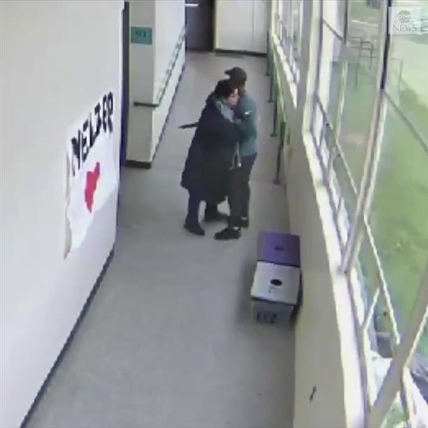 Δασκάλα αφόπλισε μαθητή