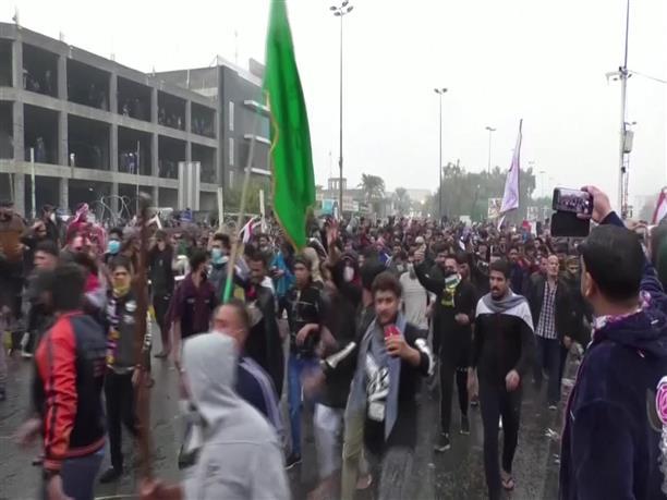 Κλικακώνονται οι αντικυβερνητικές διαδηλώσεις στο Ιράκ