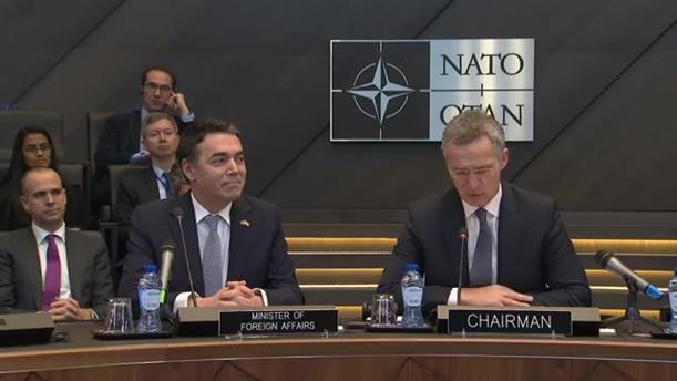 ΝΑΤΟ: Η υπογραφή του πρωτοκόλλου εισδοχής της ΠΓΔΜ