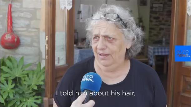 Η ατάκα Ελληνίδας ταβερνιάρισσας στον Μπόρις Τζόνσον