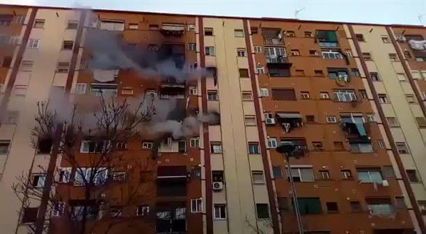 Φονική φωτιά σε πολυκατοικία, στην Ισπανία