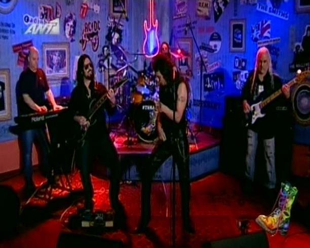 Ράδιο Αρβύλα – Γιώργος Γάκης & The Troublemakers - 22/02/2012