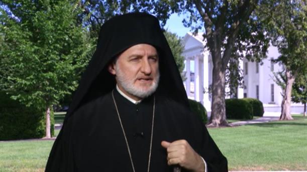 Δήλωση του Αρχιεπισκόπου Αμερικής Ελπιδοφόρου για την μετατροπή της Αγίας Σοφίας σε τζαμί