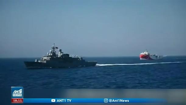 Στριμωγμένος ο Ερντογάν κατηγορεί Ελλάδα και Κύπρο
