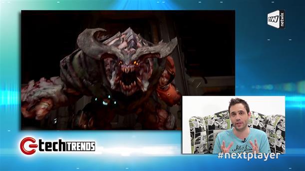 Next Player επ. 207: DOOM review και παρουσίαση του Cloud Revolver στο studio!