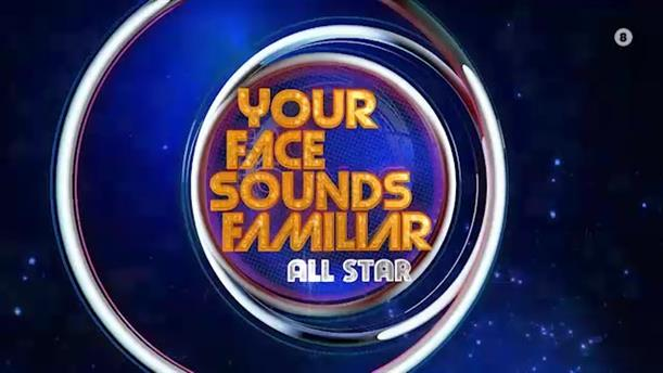 YOUR FACE SOUNDS FAMILIAR – ALL STAR - ΚΥΡΙΑΚΗ 21/03