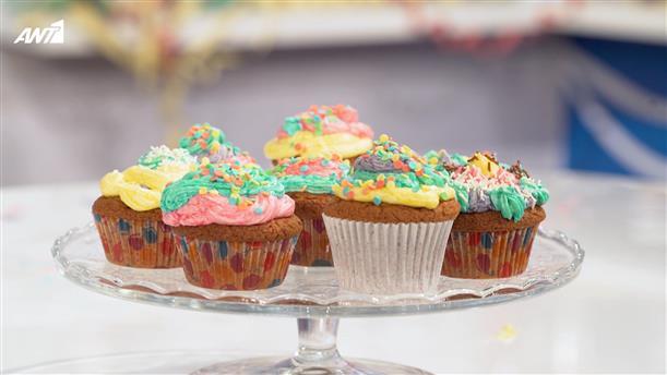 MERENDA ΜΑΝΙΑ – ΕΠΕΙΣΟΔΙΟ 28 – Cupcake με Merenda