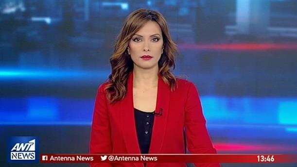ANT1 NEWS 25-02-2019 ΣΤΙΣ 13:00
