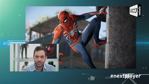 Next Player επ. 259: Γιατί θέλω να παίξω το Spider-Man στο PS4!