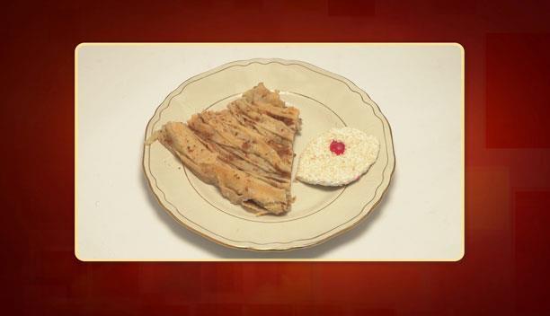 Σαραγλού (μπακλαβάς – θρακιώτικη σουσαμόπιτα) του Γιώργου - Επιδόρπιο - Επεισόδιο 58