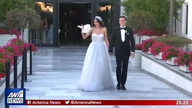 Ο Μεσούτ Οζίλ παντρεύτηκε με μάρτυρα τον Ερντογάν