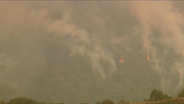 Καίγονται δύο εκατομμύρια στρέμματα στην Καλιφόρνια