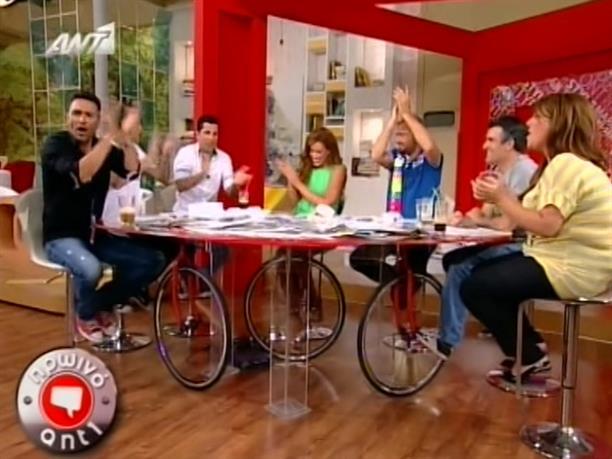 Πρωινό ΑΝΤ1 - Παρέα - 29/06/2012