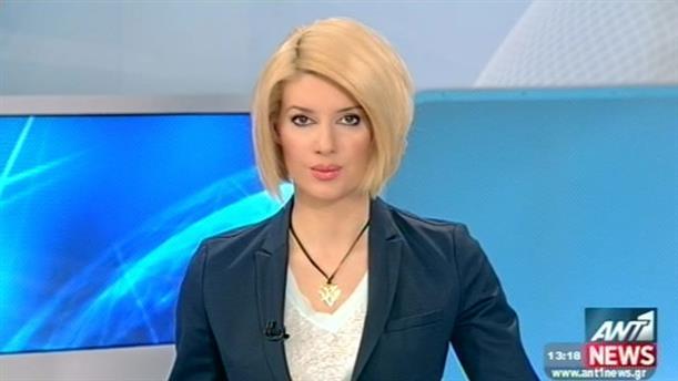 ANT1 News 22-12-2014 στις 13:00