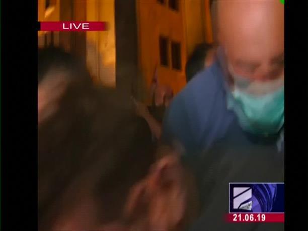 Τραυματίες σε διαδηλώσεις στη Γεωργία