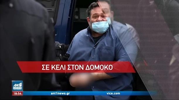 Γιάννης Λαγός: Στις φυλακές Δομοκού μαζί με Μιχαλολιάκο και Κασιδιάρη