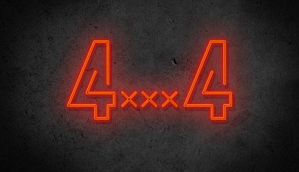 4xxx4