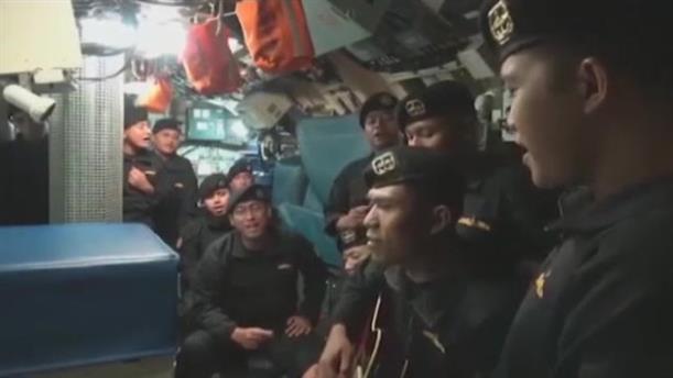 Ινδονησία: viral το προφητικό μήνυμα του πληρώματος του υποβρυχίου