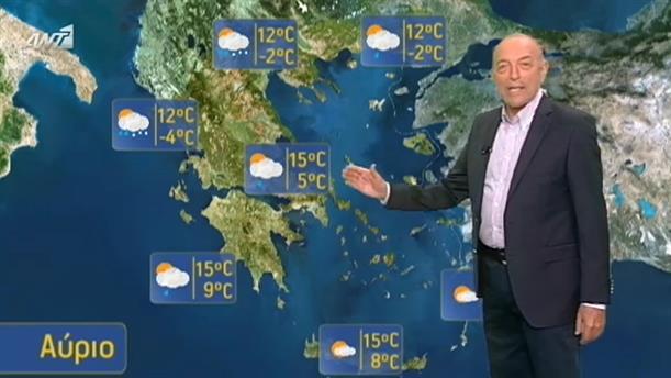 ΔΕΛΤΙΟ ΚΑΙΡΟΥ ΓΙΑ ΑΓΡΟΤΕΣ – 07/04/2015