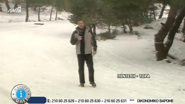 Πρωινό ΑΝΤ1 – Εκπομπή - 08/01/2015