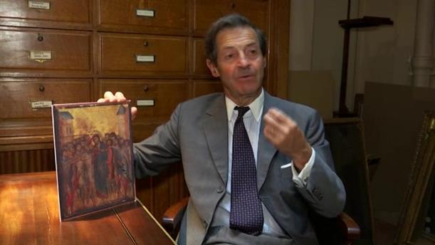 Χαμένος πίνακας του 13ου αιώνα βρέθηκε σε κουζίνα και μπορεί να αξίζει πάνω από 6 εκ. ευρώ