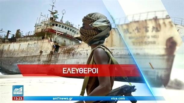 Ομηρία στη Νιγηρία: επέστρεψαν στην Ελλάδα οι τρεις ναυτικοί