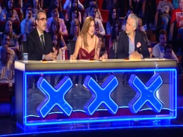 Ελλάδα έχεις Ταλέντο - 25/03/2012