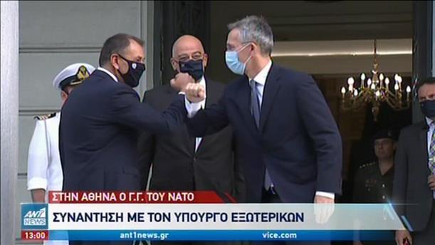 Μητσοτάκης: Οι τουρκικές προκλήσεις απειλούν την ίδια τη συνοχή του ΝΑΤΟ