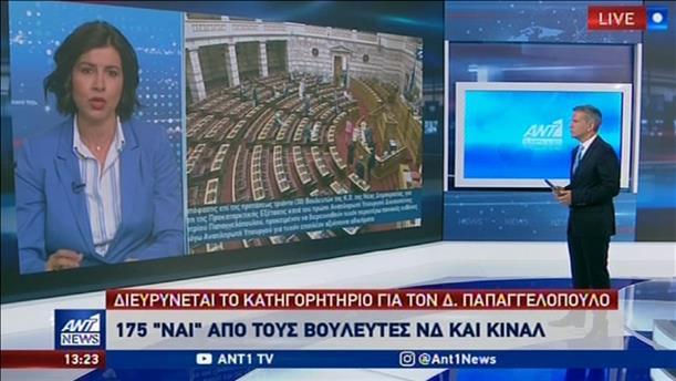 Νοθεία στην ψηφοφορία καταγγέλlει ο Παπαγγελόπουλος