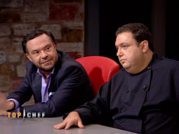 Top Chef 25-11-2010 (Επεισ. 07)