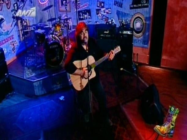Ράδιο Αρβύλα – Δημήτρης Σταρόβας - 08/11/2011