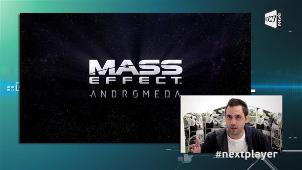 Next Player επ. 237: Εντυπώσεις από το Mass Effect Andromeda!