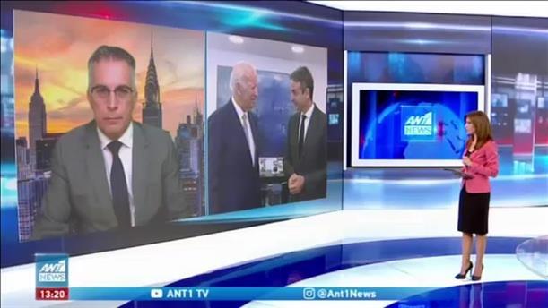 Διαρκής ενίσχυση των σχέσεων Ελλάδας – ΗΠΑ