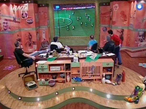 Ράδιο Αρβύλα 16-02-2011