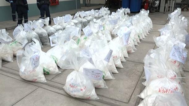 Τεράστια ποσότητα ναρκωτικών στο Περού