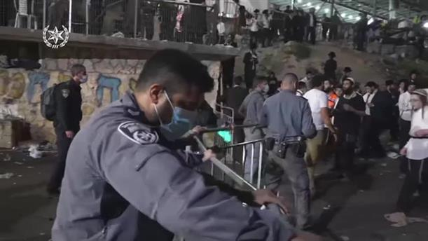 Ισραήλ:  Ποδοπάτημα πιστών με τουλάχιστον 44 νεκρούς