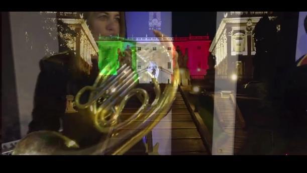 Fratelli Amici Italiani: τραγούδι απο  Έλληνες καλλιτέχνες για τους Ιταλούς